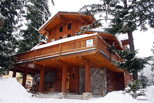 Alpine lodge カナダ・ウィスラー アルパインロッジ