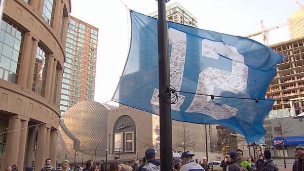 Seahawks 12flag