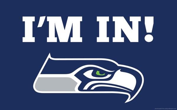Seahawks I'm In