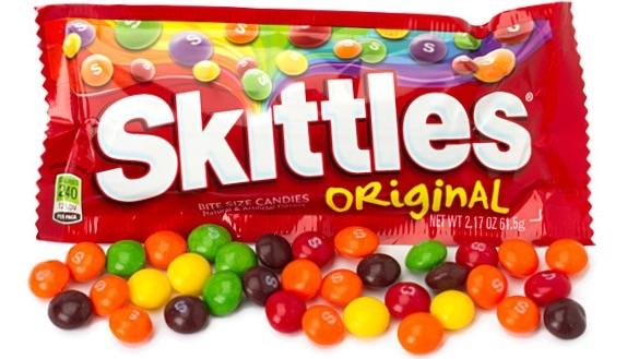 Skittles  Lynch お気に入り