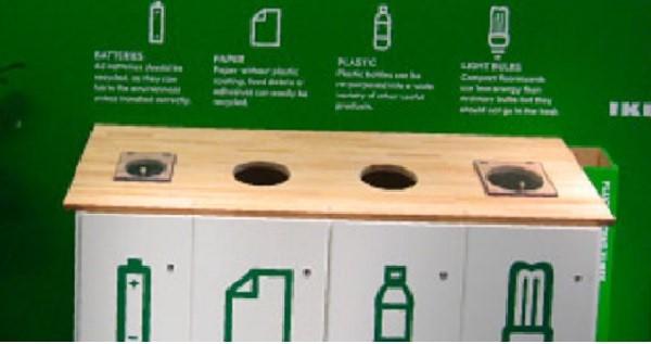 IKEARecycleboxイケアリサイクルボックス