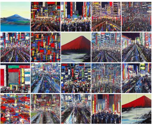japan series   DAVID TYCHO   Fine Art