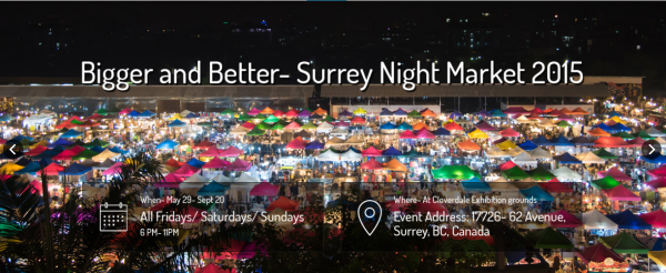 Home   Surrey Night Market