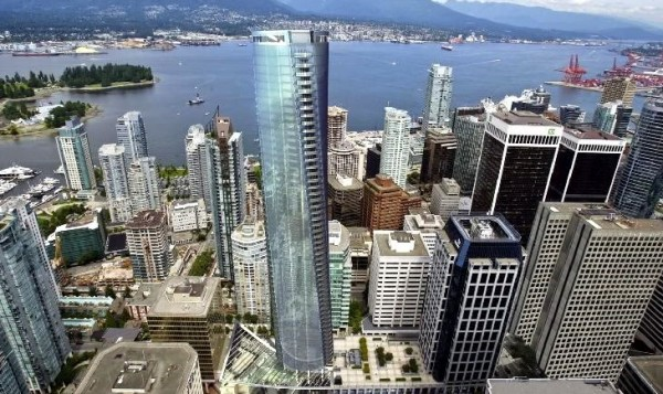 Trupm-Tower-Vancouver-Rendering-Coal-Harbour-Views-Mike-Stewart