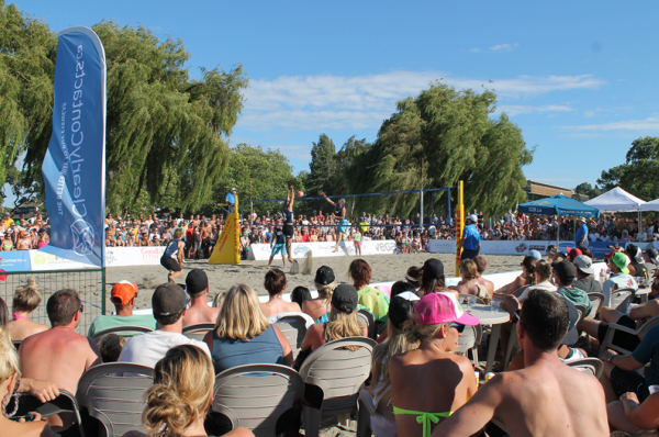 July 10 12  2015 Clearly Open   Pro Beach Volleyball Tournament Kits Beach