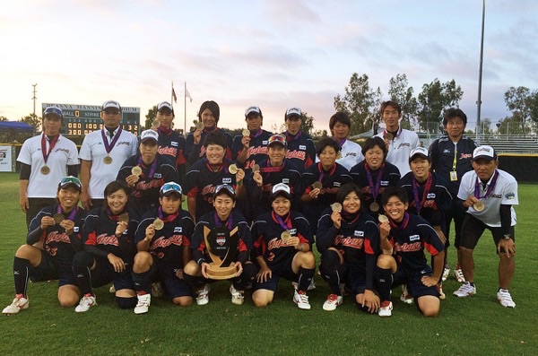 Canada cup team japan優勝