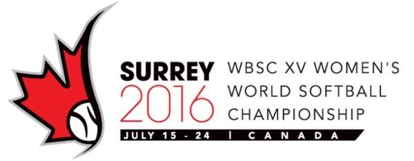 2016 WBSC  ロゴ