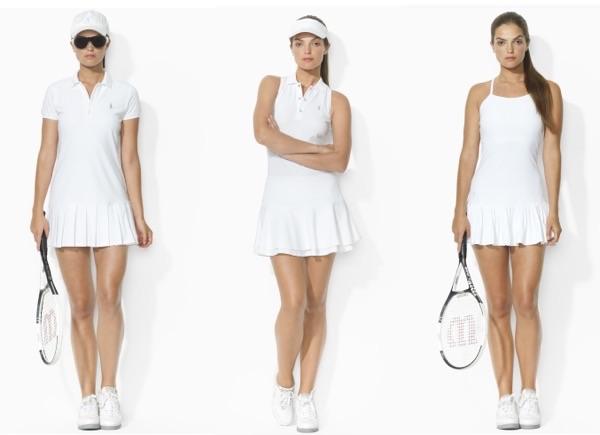 テニスウェア イメージ