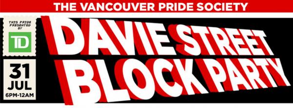 Davie Street Block Party
