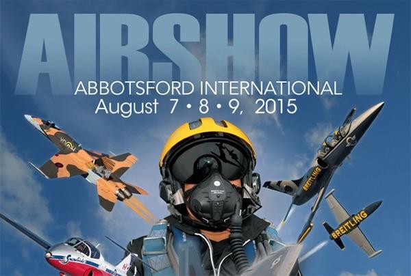 Abbotsford Airshow 2015 ポスター