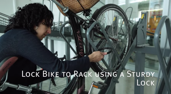 Secure Bike Parking at Main Street  Science World Station   YouTube6