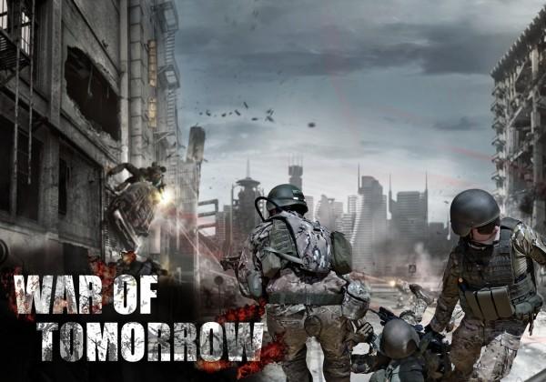 War of Tomorrow Artwork