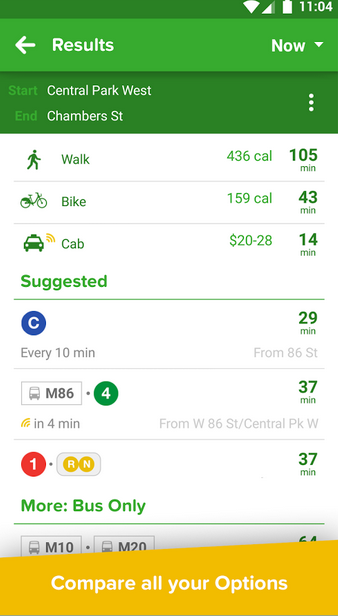 Citymapper   Real Time Transit   Google Play の Android アプリ3