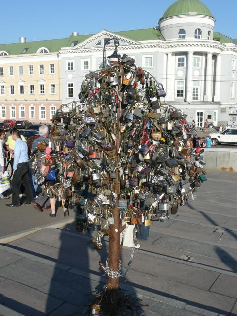 full lock tree
