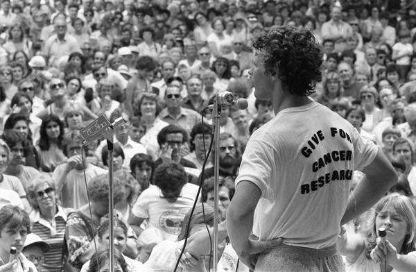 Terryと観衆
