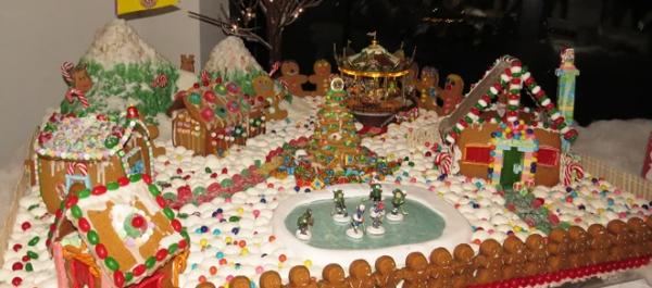 SOS Children s Gingerbread Village at The Peak of Christmas   SOS Children s Village BC2