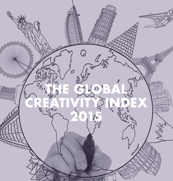 The Global Creativity Index 2015