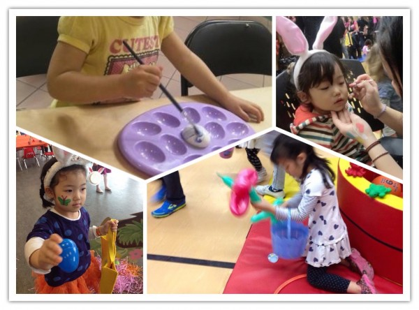 Easter Community Center Activities