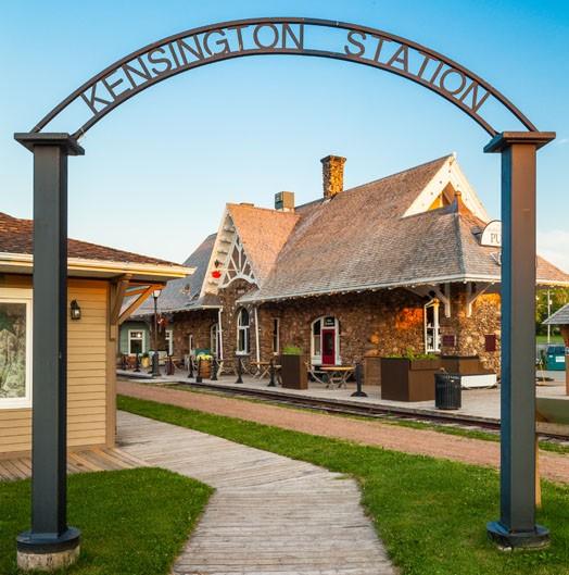 Kensington Train Station, Prince Edward Island
