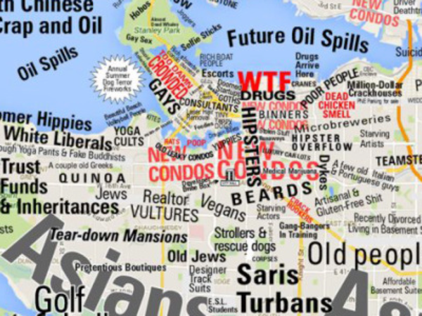 judgmental map DT