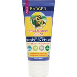 Natural-Sunscreen-Badger-SPF30-Lavender-Cream 2