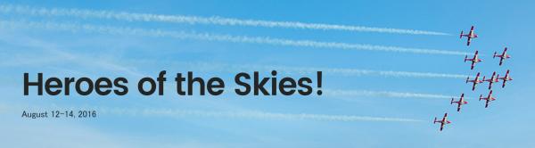 Abbotsford Air Show › 2016 Abbotsford Air Show
