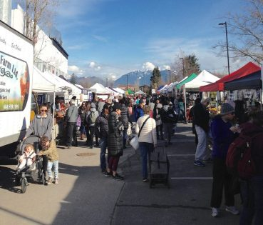 ファーマーズマーケット(Riley Park Farmers Market) (Winter Edition)2019 @ RILEY PARK (NAT BAILEY) | Vancouver | British Columbia | カナダ