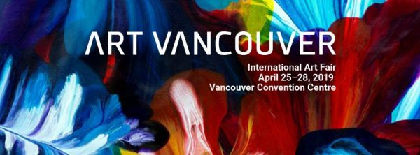 アートバンクーバー(Art Vancouver)2019 @ pin Vancouver Convention Centre - EAST BUILDING