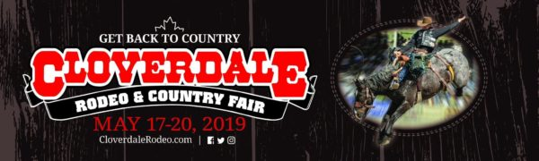 Cloverdale Rodeo and Country Fair 2019 @ Surrey | British Columbia | カナダ