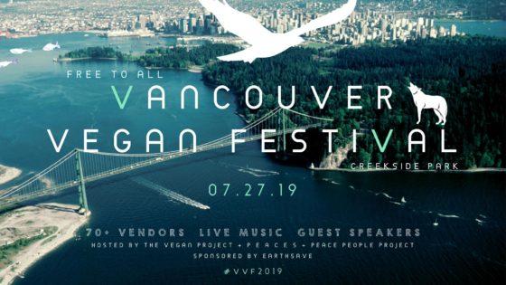 ビーガンフェスティバル(Vegan Festival)2019 @ Creekside Park   Vancouver   British Columbia   カナダ