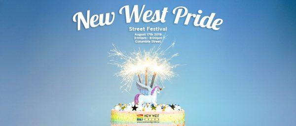 ニューウェスト・プライドストリートフェスティバル(New West Pride Street Festival)2019 @ New Westminster, British Columbia