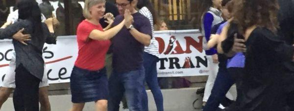 ダンスイントランジット(Dance in Transit)2019 @ ROBSON SQUARE