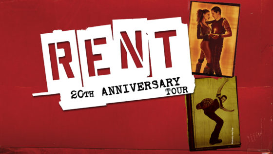 レント - Rent (Touring) 2019 @ Queen Elizabeth Theatre