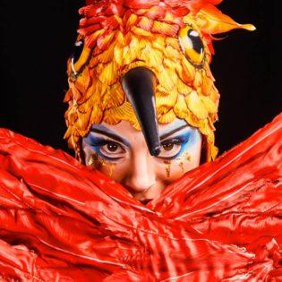 シルク・ド・ソレイユ - ルジア (Cirque du Soleil: LUZIA) 2019 @ Concord Pacific Place