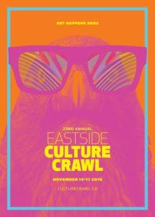 イーストサイド・カルチャー・クロール(Eastside Culture Crawl) 2019