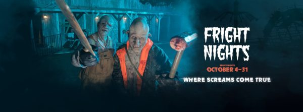 フライトナイト (Fright Nights at Playland) 2019 @ PNE
