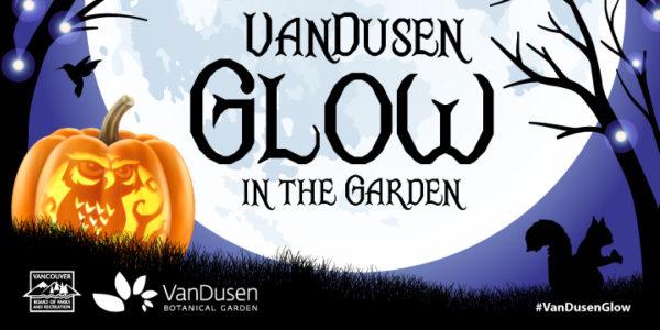 グロウ・イン・ザ・ガーデン (VanDusen Glow in the Garden) 2019 @ バンデューセン植物園