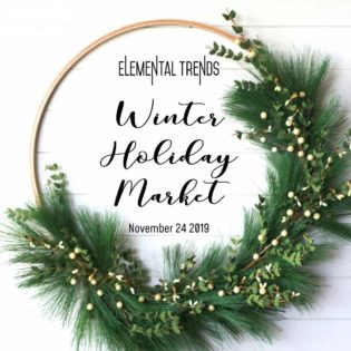 ウィンターホリデーマーケット(Winter Holiday Market)2019 @ River Rock Casino Resort | Richmond | British Columbia | カナダ