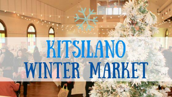 キツラノ・ウィンター・マーケット(Kitsilano Winter Market)2019 @ Kits House   Vancouver   British Columbia   カナダ