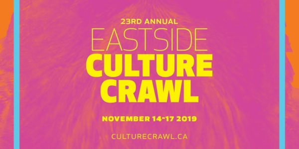 イーストサイド・カルチャー・クロール (Eastside Culture Crawl) 2019 @ バンクーバー各地