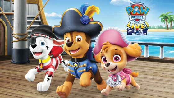 パウパトロールライブ!(PAW Patrol Live! The Great Pirate Adventure) @ Rogers Arena