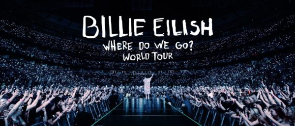 ビリー・アイリッシュ・ワールドツアー(BILLIE EILISH - WHERE DO WE GO? WORLD TOUR)2020 @ Rogers Arena