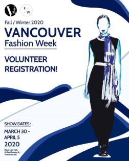 バンクーバーファッションウィーク(Vancouver Fashion Week)FALL/WINTER 2020 @ David Lam Hall | Vancouver | British Columbia | カナダ