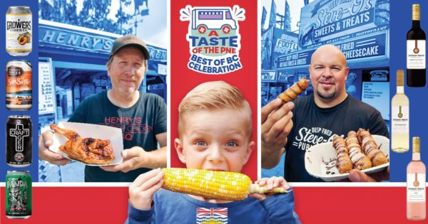 A Taste of the PNE: Best of BC - Drive-thru Edition 2020 @ PNE