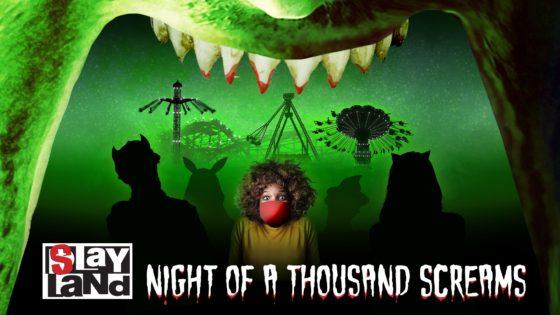 プレイランド - Slayland - Night of a Thousand Screams @ Playland