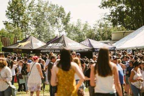 Fort Langley Fall Beer + Food Festival 2021 @ Fort Langley Village