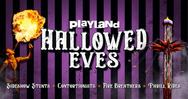Hallowed Eves at Playland 2021 @ Playland
