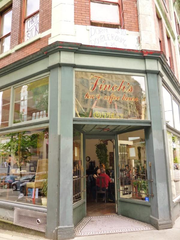 Finch's Tea & Coffee House1